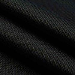 OXFORD kültéri uv-álló gyöngyvászon fekete hajtott