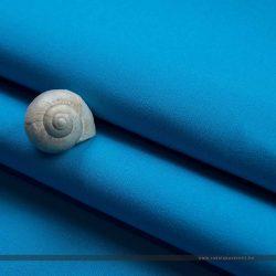BACHE egyszínű világos kék színű kültéri UV álló teflonos vászon hajtott éticsiga