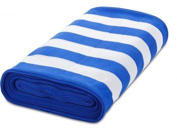 MODRA nyugágyvászon kék-fehér