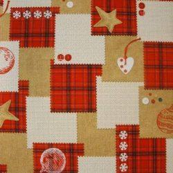 Karácsonyi dekorvászon 7