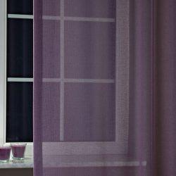 Fényáteresztő függöny GELATO lila