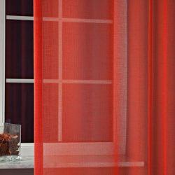 Fényáteresztő függöny GELATO piros