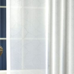 Innovation fényáteresztő függöny fehér színű