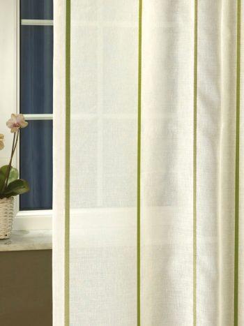 leisure fényáteresztő függöny tavasz ekrü
