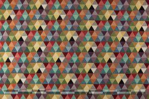Gobelin bútorszövet háromszög 87438-01