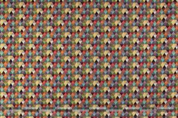 Gobelin bútorszövet kisháromszög 87439-01 100