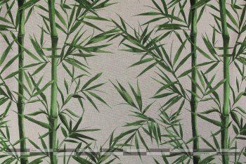 bambusz dekorvászon