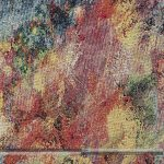 Gobelin bútorszövet akvarell zoom