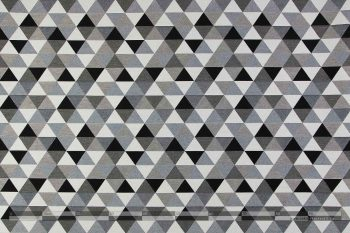 Háromszög mintás kétoldalas szövet 102