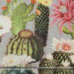 kaktuszos dekorvászon zoom