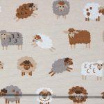 színes bárányos dekorvászon zoom