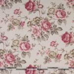 rózsás dekorvászon pink nagy