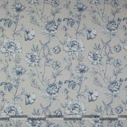 alisa kék bútorszövet 100