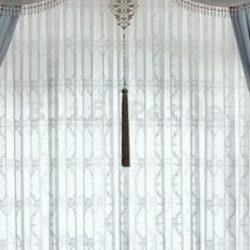 fényáteresztő függöny