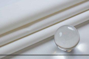 PRISMA vízlepergető dekorvászon fehér üveggolyó