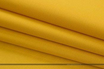 PRISMA vízlepergető dekorvászon sárga dekor