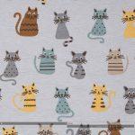 Macskás dekorvászon zoom