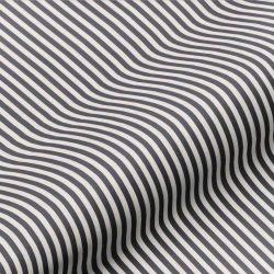 Fekete-fehér csíkos bútorszövet 1cm-es csíkokkal 62345901