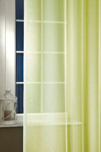 Liliána fényáteresztő függöny oliva