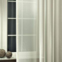 liliána fényáteresztő függöny ekrü 180 cm magas