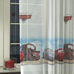 Gyerek függöny fényáteresztő Verdák
