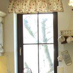 Budai Katalin drapéria az ablakon