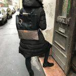 műbőr webshop táska Vitoria bag hátizsák