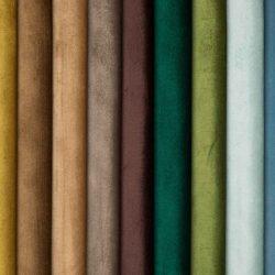 french velvet bársony színei