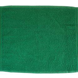 pamut frottír törölköző zöld