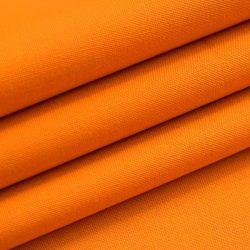 PRISMA vízlepergető dekorvászon narancs hajtott új