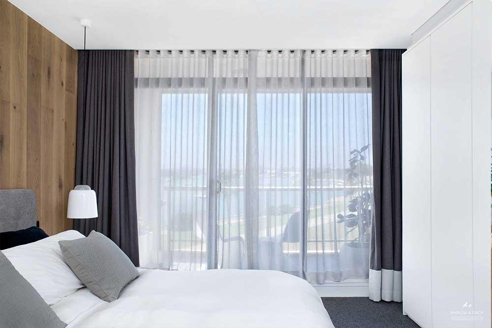 Blacout függöny hálószoba