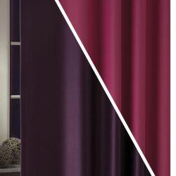 Pierrot sötétítő függyöny balckout lila-pink