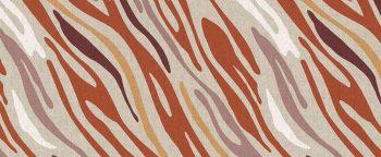 terra zebra dekorvászon alsó