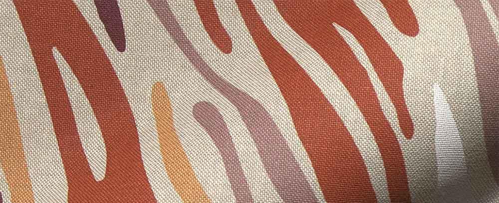 terra zebra dekorvászon live felső