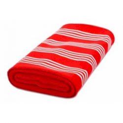 LADA nyugágyvászon piros-fehér