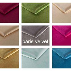 paris velvet franciabársony 9 színe