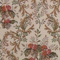 Kardinal prágai mintás bútorszövet 1020