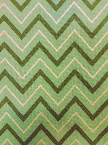 zöld arany chevron dekorvászon zoom
